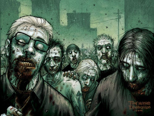 The Walking Dead is becoming a book series!