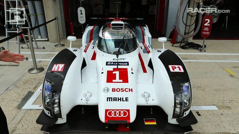 Inside The Audi R18 E-tron Quattro LMP1 Video Series 1-4