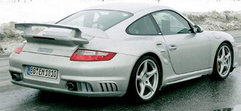 The Widowmaker Cometh! Porsche GT2 To Drop This November