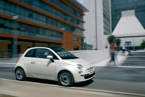 Accessorize Me: Fiat 500's Mondo Options List