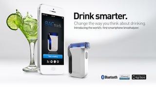 World's 1st Bluetooth Breathalyzer for iOS
