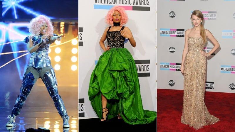 The Good, The Bad & The Incredibly Ugly Outfits Of The American Music Awards