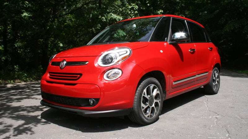 2014 Fiat 500L: The Jalopnik Review