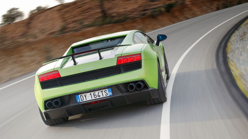 An Ode To Italy's Last Old School Supercar