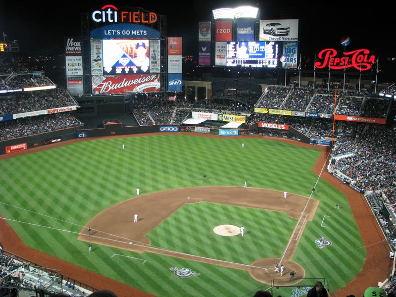 Mets Consider Making Citi Field More Homer-Happy