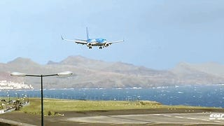 Pilot saves the day when plane suddenly takes a di