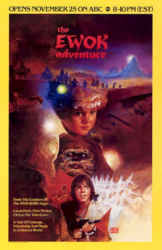 Revisiting The Ewok Adventure