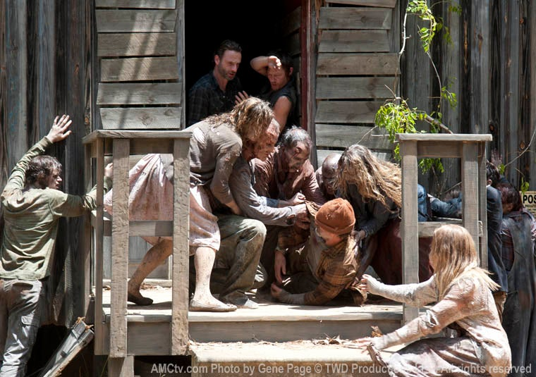 The Governor finally gets evil on The Walking Dead