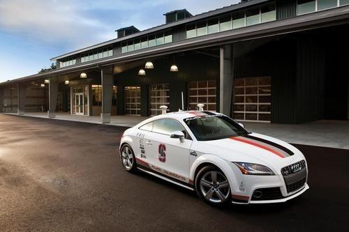Autonomous Audi TTS
