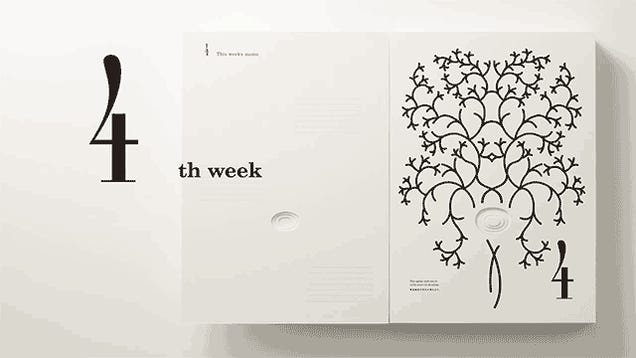 A Pregnancy Diary That Grows With an Expectant Mother