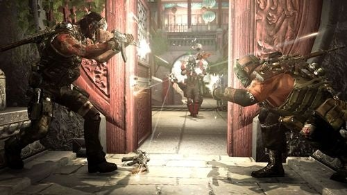 Army of Two: The 40th Day Review: Co-Op Shooting At A Crossroads