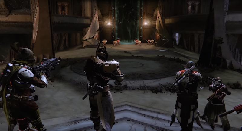 Destiny Players Discover Secret Raid Room That Nobody Can ...