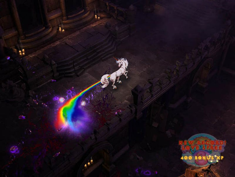 NOW Are You Happy With Diablo's Art Style?