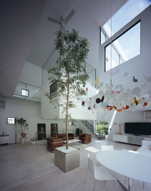 Living Room Garage Gallery