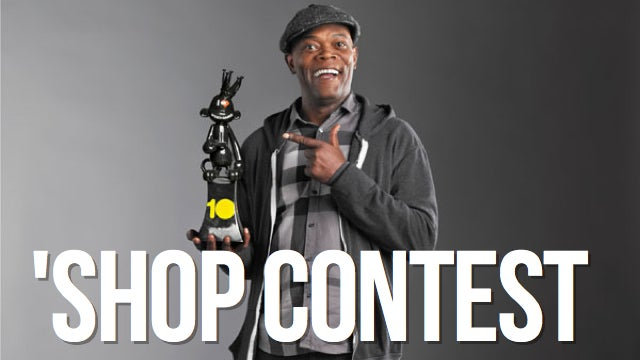 Kotaku 'Shop Contest: Spike This Award