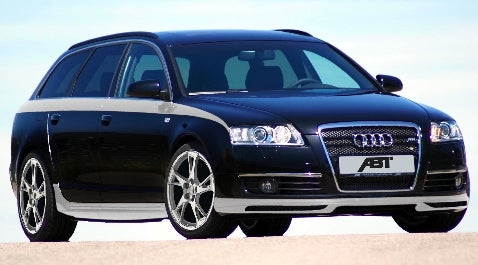 Audi Steam Hammer: Abt AS6 3.0 TDI