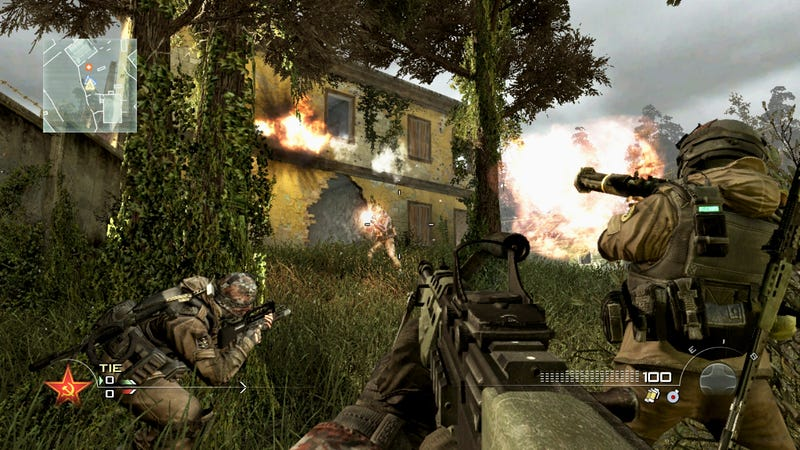 Modern Warfare 2's Stimulus Package In Five Pictures