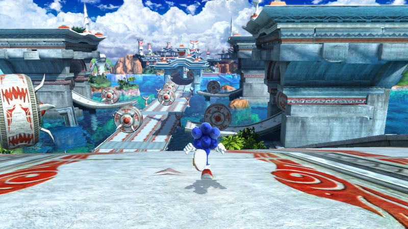 Sonic Generations Has Game Reviewers Running in Circles