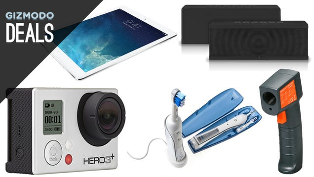 Deals: A Smart Watch You Won't Hate, GoPro, Cards Against Humanity