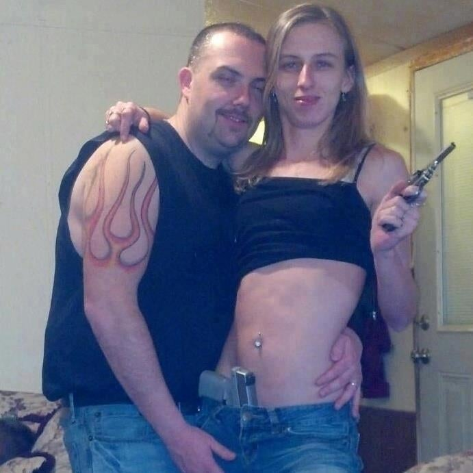 Police Chief Claims He Was Hacked After Racy Photo of Him with Gun-Toting Woman Appears on His Facebook Page