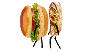 Chicken Fight: McDonald's Artisan Grilled Vs. Taco Bell's Chickstar