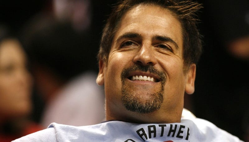 Mark Cuban Is Throwing A Pile Of Flopping Money At A Study
