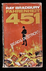 "Fahrenheit 451 Is ""The Most Relevant Piece Of Literature Ever Written"""