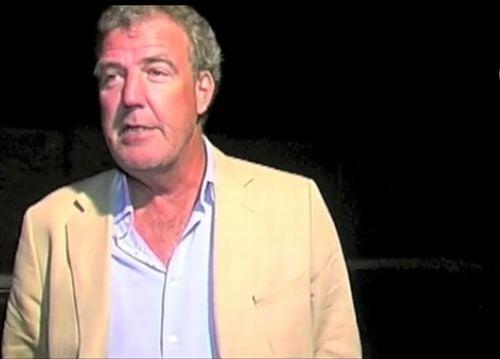 "Jeremy Clarkson Calls Ben Collins A ""Greedy Twat"""