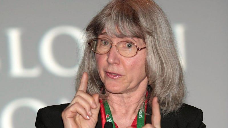 Lady Scientist Leads Crusade Against Creationism in U.S. Schools
