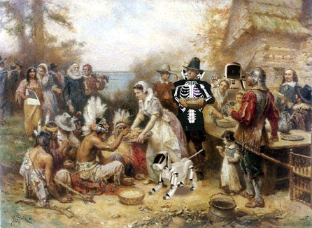 Thanksgiving Photoshop Contest Gallery of Champions