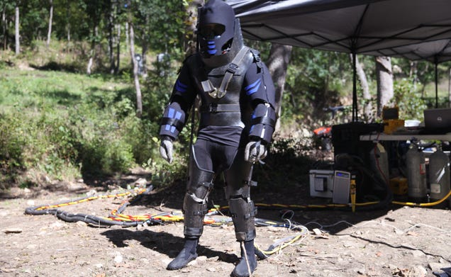 What It Takes to Build a Snake-Proof Suit