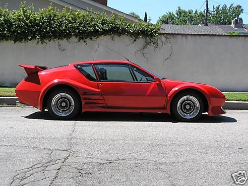 Nice Price Or Crack Pipe: The $23,500 Renault Alpine A310?