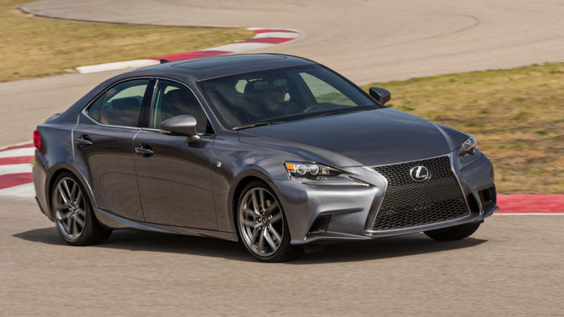 Lexus IS Chief Moans That Europe Wants Wagons But U.S. Wants SUVs