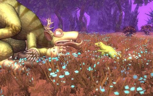 Spore's Creature Phase