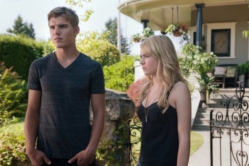 """The Secret Circle 1x06, """"Wake"""" Pictures"""