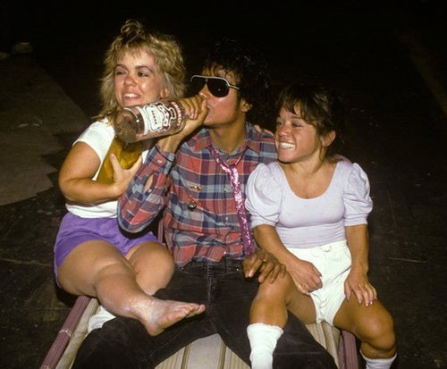 Michael Jackson's Version Of Happy Hour