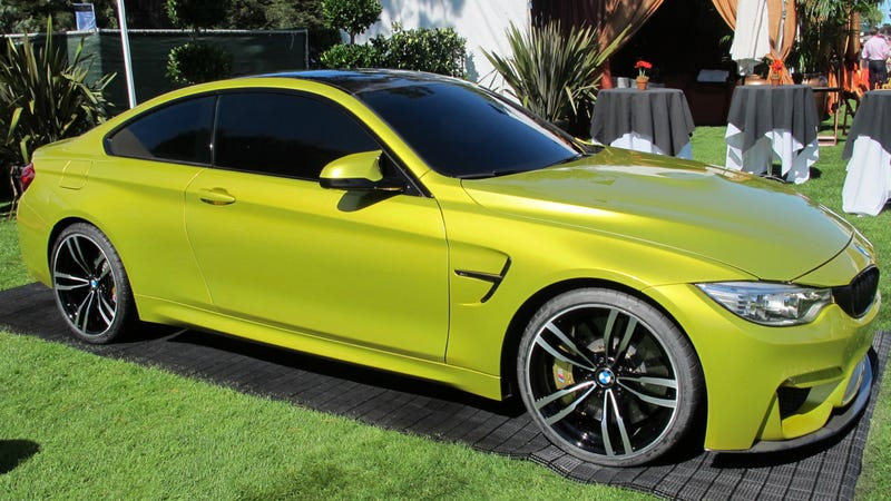 Stop And Stare At The Gorgeous BMW M4 Concept