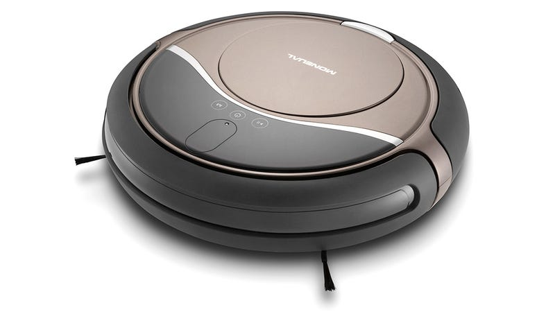 Moneual's Hybrid Mopping Robot Vacuum Remembers Every Spot It's Missed