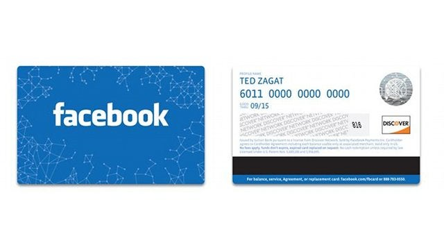 Facebook Gift Cards: The Crappiest Way to Give the Laziest Gift