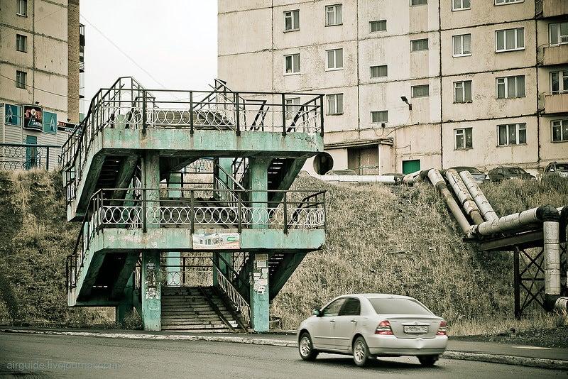 Színes város a világ végén, ami Pussy Riotot is adott a világnak