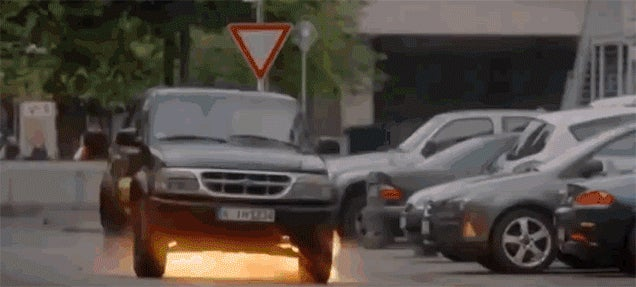 German TV Show Cobra 11 Crashed 4,500 Cars And Counting