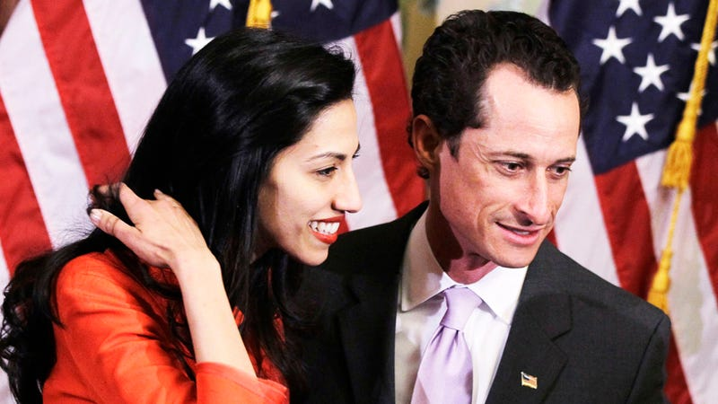 Anthony Weiner's Little Weiner Is a Boy