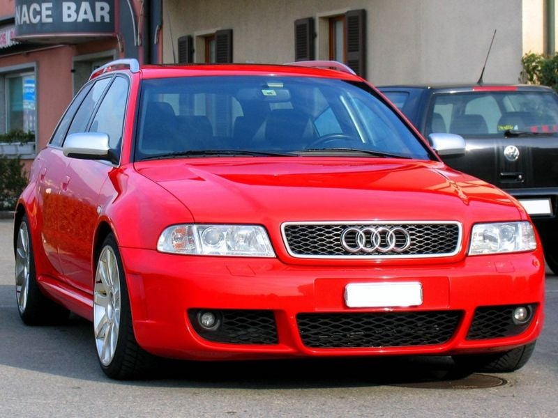 FYI: You can legally import a B5 2000-2001 Audi RS4 Avant to the USA