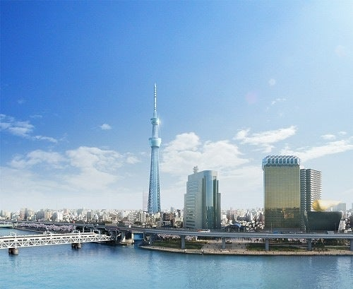 'Tokyo Sky Tree' to be Second-Tallest Building in the World