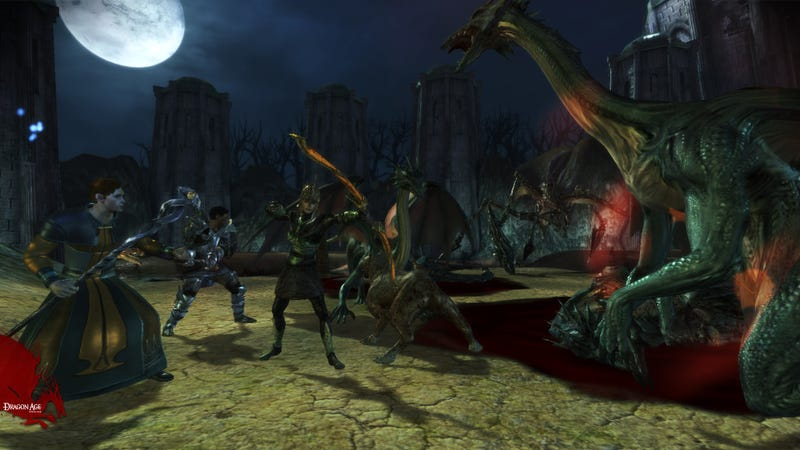 Dragon Age: Origins Ends With A Witch Hunt