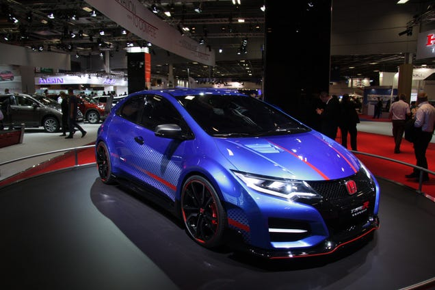 Image Result For Honda Type R Horsepowera