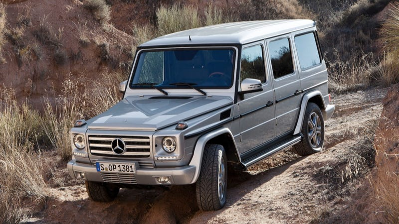 2013 Mercedes-Benz G63, Aston Martin V8 Vantage Pricing, And Dany Bahar 'On Leave' From Lotus