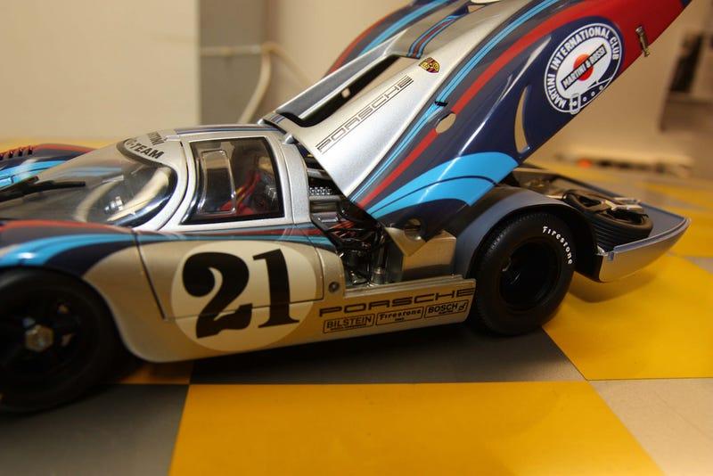 Review: 1971 Porsche 917LH
