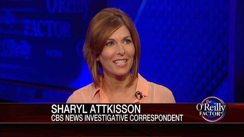 Sharyl Attkisson Resigns from CBS for Future in Conservative Punditry