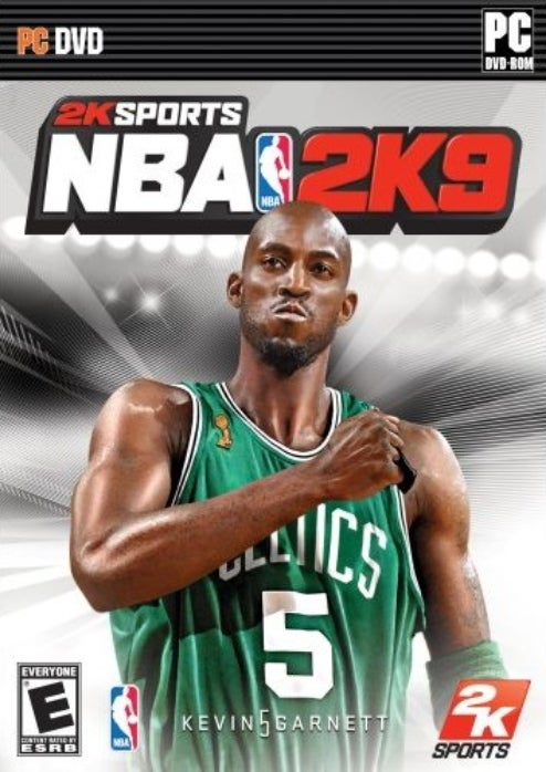 NBA 2K9 Shipping Without Activation Codes